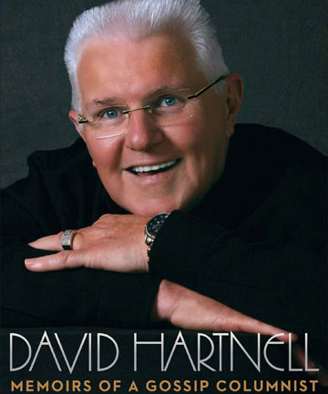 Memoirs of a Gossip Columnist by David Hartnell
