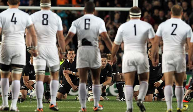 All Blacks haka