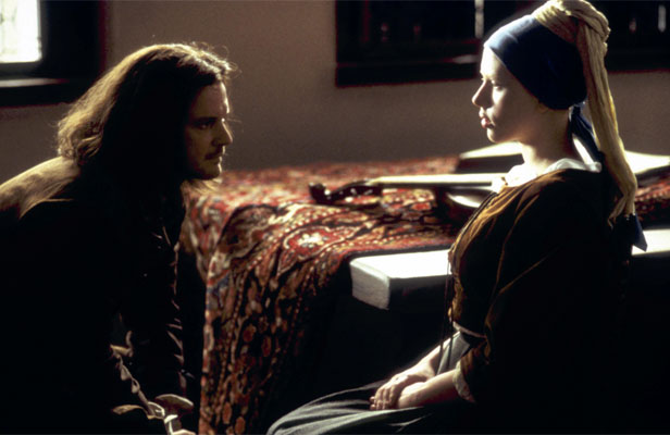 Girl with Pearl Earring Film