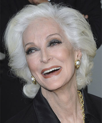 Eighty year old supermodel reveals ageing woes