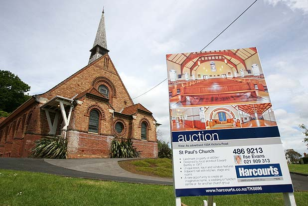 Old Church Building For Sale New Zealand