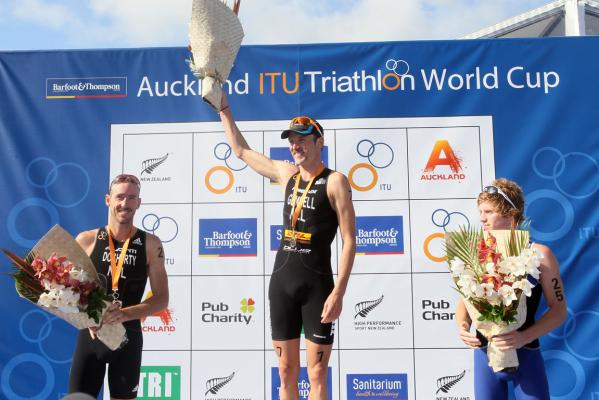 ITU World Cup in Auckland
