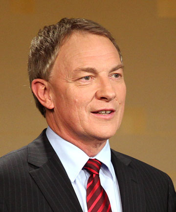 Labour leader Phil Goff.
