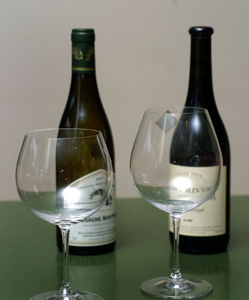Riedel glass
