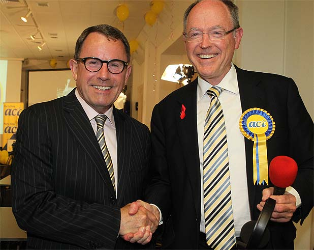 John Banks Don Brash