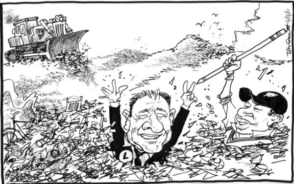 Tom Scott - History's rubbish heap