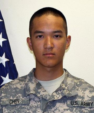 Eight US soldiers have been charged in connection with the death of US Army Private Danny Chen, 19, in Afghanistan.