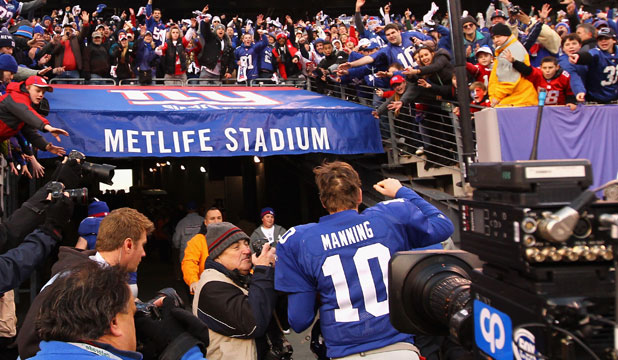 N.Y. Giants Beat Atlanta Falcons 24-2 in NFL Playoffs, Will Play Green Bay