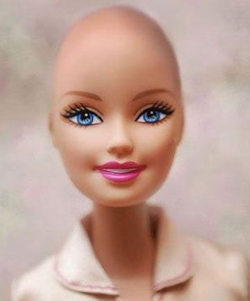 Campaign on Facebook to make a Bald Barbie for kids fighting cancer