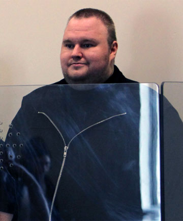 Kim Dotcom denied bail, will appeal
