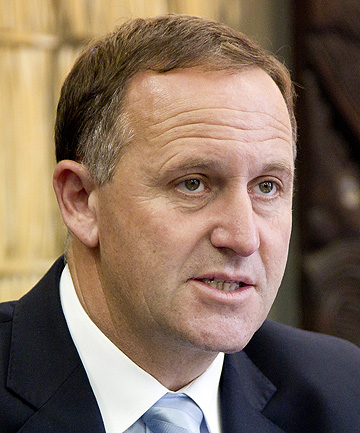 CONFIDENT OF SOLUTION: Prime Minister John Key.