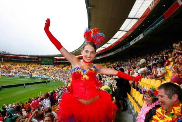 2012 Wellington Sevens day 2