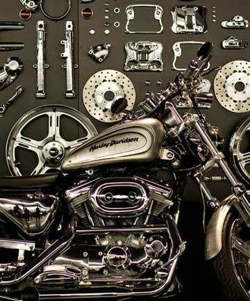 Harley-Davidson has had a foothold at the top of the New Zealand sales tables for some years