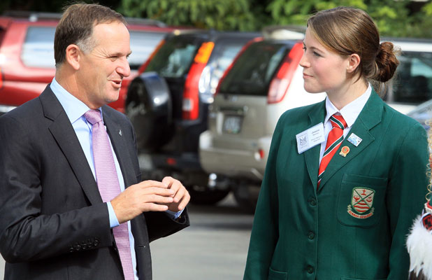 Key at Avonside Girls'