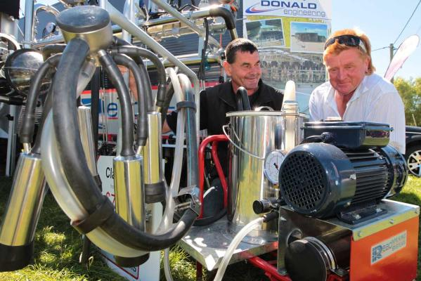 2012 Waimumu Field Days