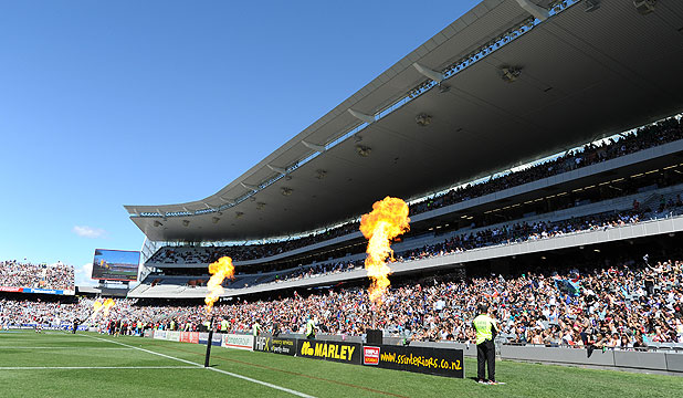 Warriors Eden Park