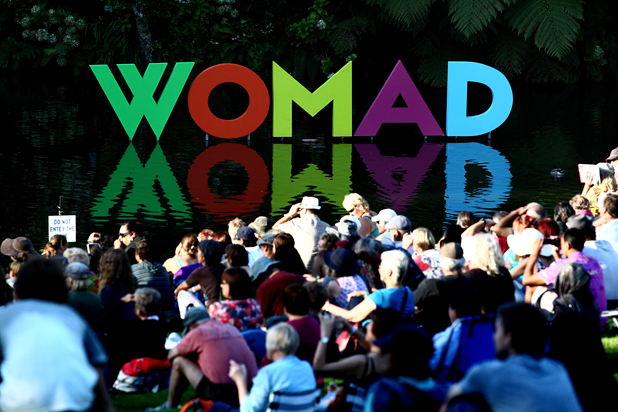 Friday night at Womad