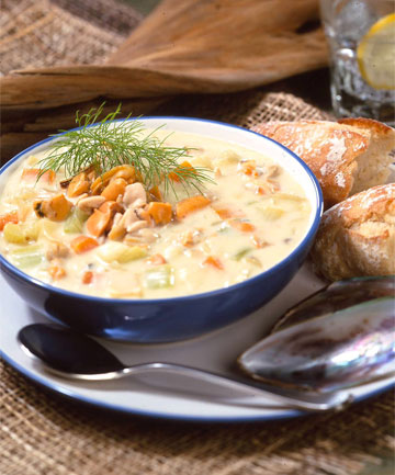 corn clam and mussel chowder mussel pancetta chowder 13 mussel soup ...