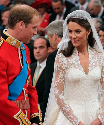 THEY DO: The very public wedding of Prince William and Catherine Middleton was