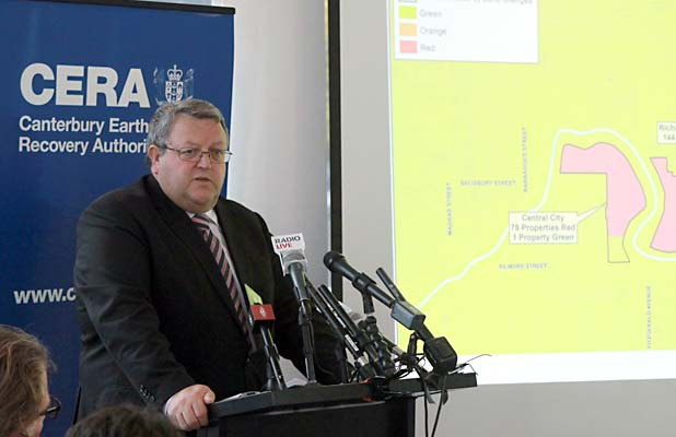 Gerry Brownlee Mar 23