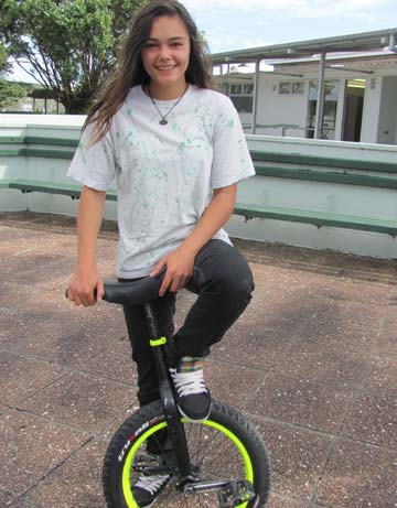 Unicycle DDN