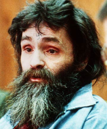 A 1978 file photo of Charles Manson.