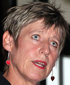 HARD TIMES: Christchurch East Labour MP Lianne Dalziel knows of families renting out garages for about $150 a week.