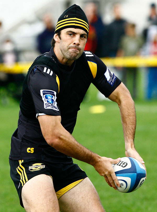 Hurricanes training