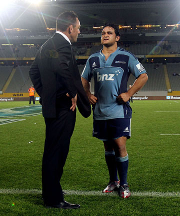 Hammett and Weepu