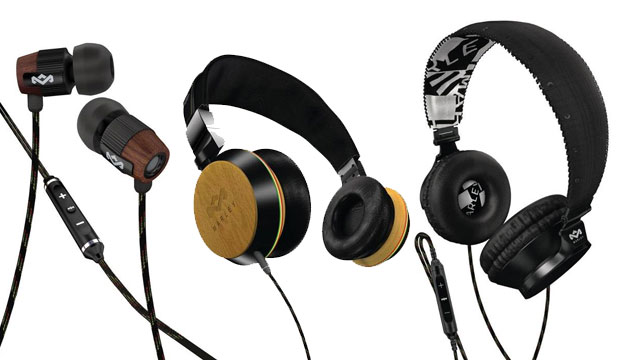 House Marley Headphones House of Marley Headphones