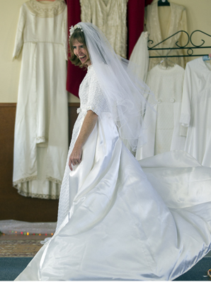 Wedding dresses - Palmerston North