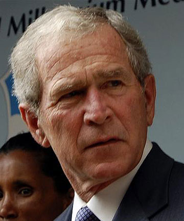 Former US President George W Bush has been found guilty of war crimes by the Kuala Lumpur War Crimes Tribunal.