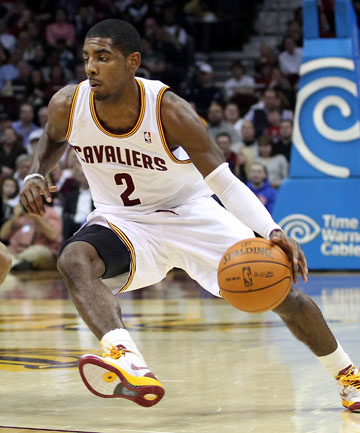 Kyrie Irving named NBA rookie of the year | Stuff.co.nz
