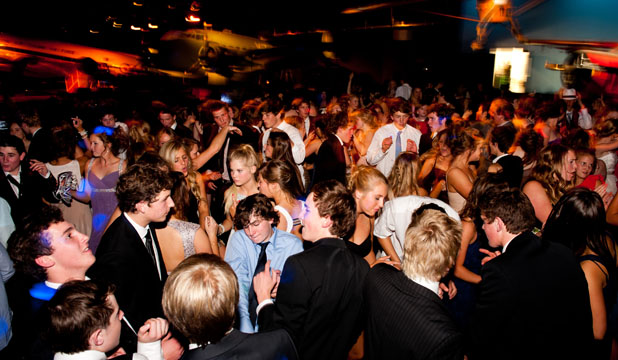 St Margaret's College school ball