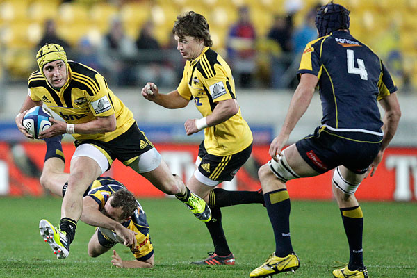 Hurricanes vs Brumbies
