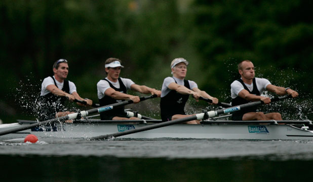 NZ lightweight four