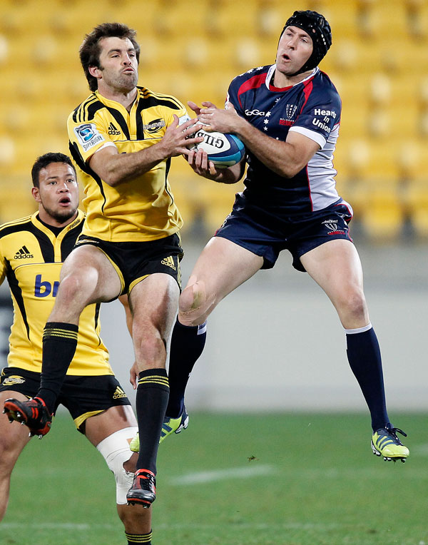 Hurricanes vs Rebels