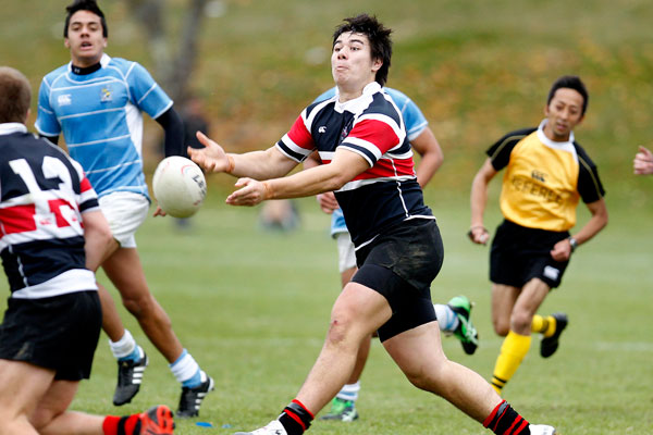 Scots vs St Pats Silverstream