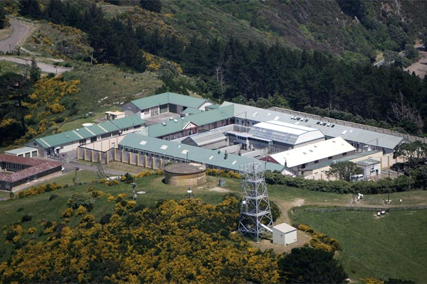 MT CRAWFORD: The prison will be closed.