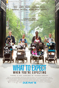 Film review: What To Expect When You're Expecting