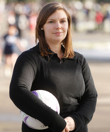 Canterbury University PE graduate Carolyn Merrifield