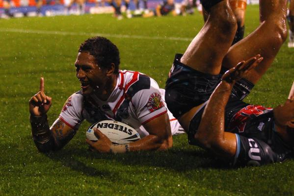Warriors v Penrith