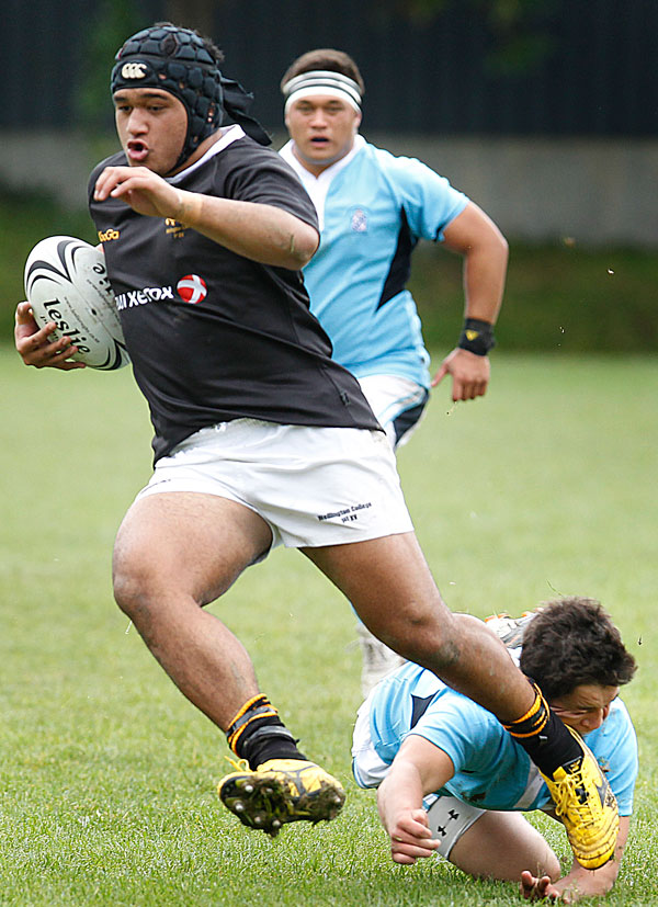 Wellington College First XV