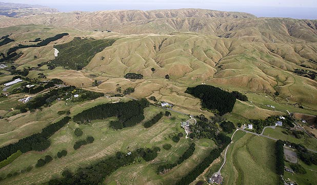 Ohariu Valley