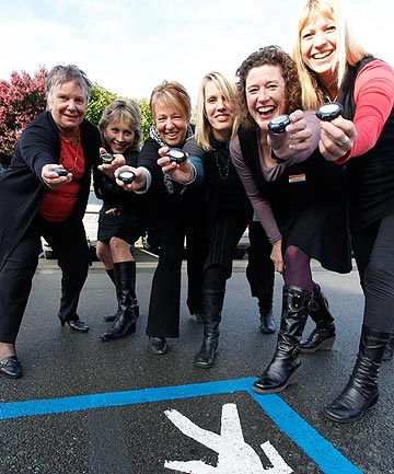 Tasman District Council Golden Girls