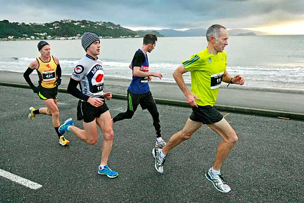 Wellington marathon