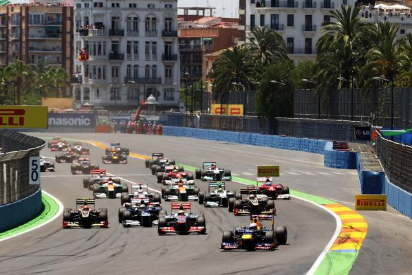 European GP at Valencia