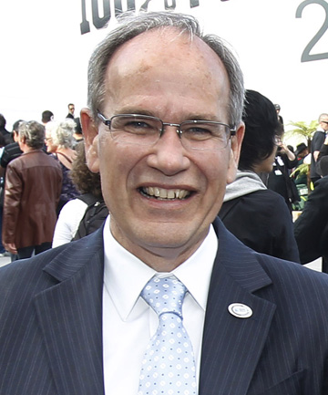 QUESTIONS UNANSWERED: Auckland mayor Len Brown.