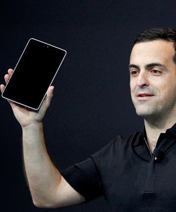 Google Nexus 7 Tablet, Hugo Barra