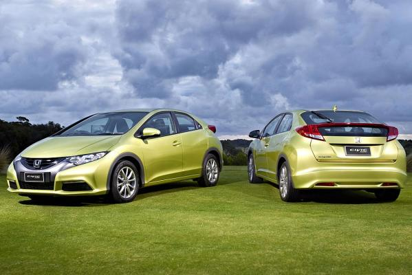 Wedge-shaped hatch: New UK-built Civic five-door marks the return to New Zealand of a popular format from the brand.